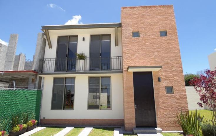 Foto de casa en venta en  0000, el pueblito centro, corregidora, querétaro, 1307409 No. 01