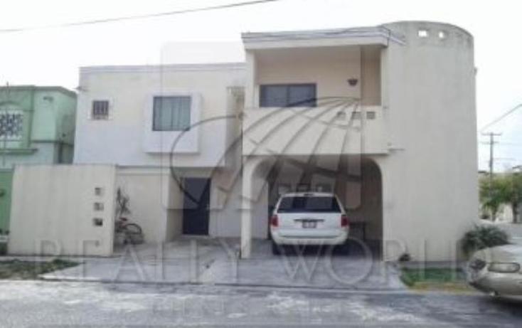 Foto de casa en venta en  0000, fuentes de anáhuac, san nicolás de los garza, nuevo león, 1613206 No. 01