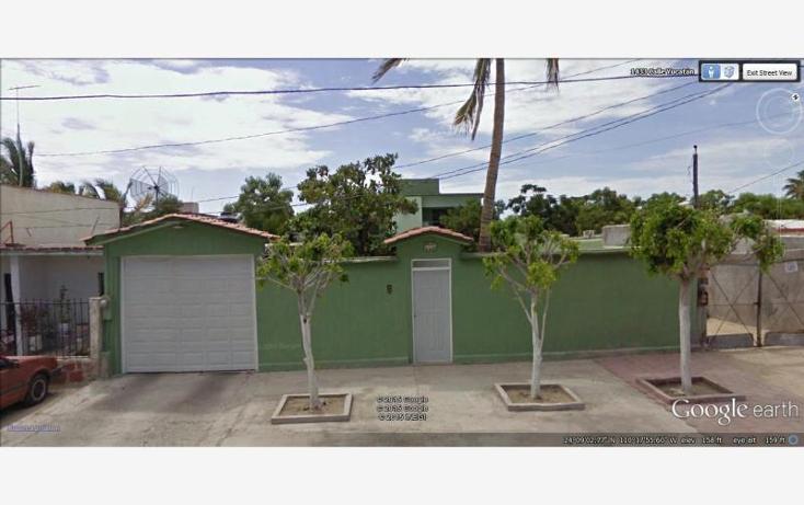 Foto de casa en venta en  0000, guerrero, la paz, baja california sur, 822971 No. 01