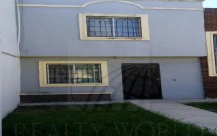 Foto de casa en venta en  0000, hacienda escobedo i, general escobedo, nuevo león, 2409972 No. 02
