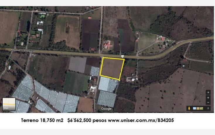 Foto de terreno habitacional en venta en  0000, jocotepec centro, jocotepec, jalisco, 1850032 No. 01
