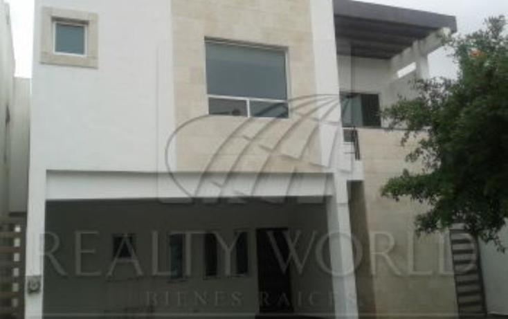 Foto de casa en venta en  0000, la alhambra, monterrey, nuevo león, 1101471 No. 01