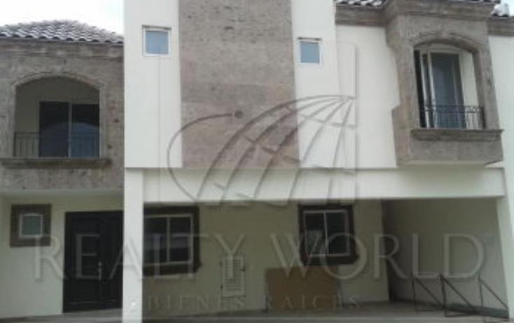 Foto de casa en venta en  0000, la joya privada residencial, monterrey, nuevo león, 980627 No. 01