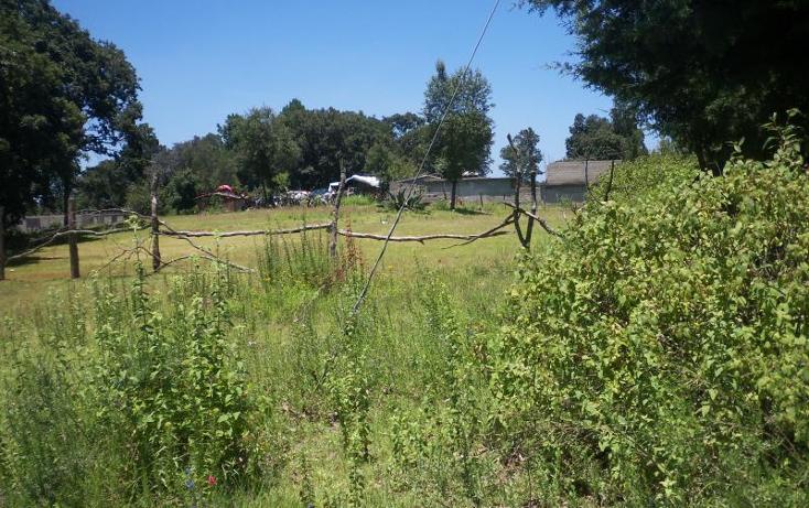 Foto de terreno habitacional en venta en  0000, loma de trojes, villa del carbón, méxico, 902797 No. 04