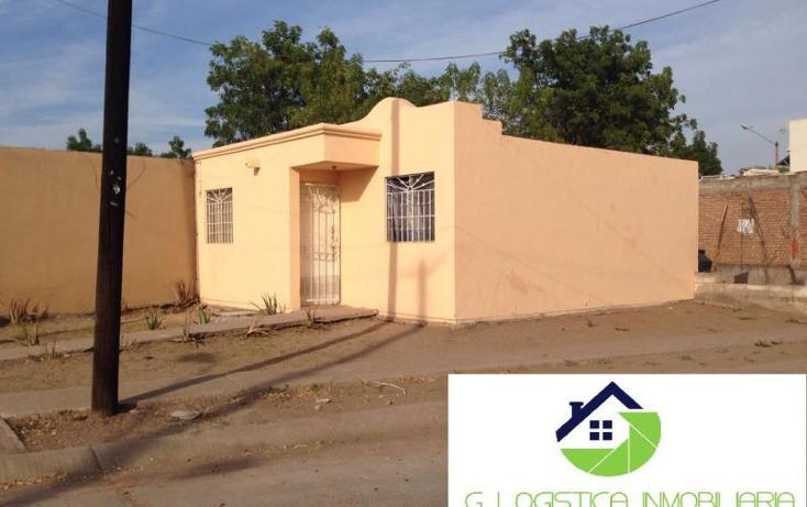 Foto de casa en venta en  #0000, los huertos, culiacán, sinaloa, 1903856 No. 02