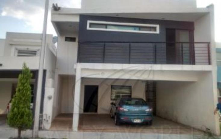 Foto de casa en renta en  0000, privada la casta?a, apodaca, nuevo le?n, 2031776 No. 01