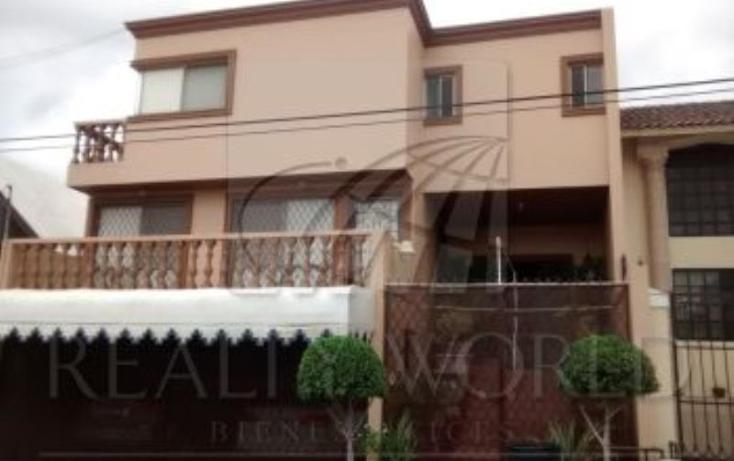 Foto de casa en venta en  0000, residencial la hacienda 3 sector, monterrey, nuevo le?n, 1496723 No. 01