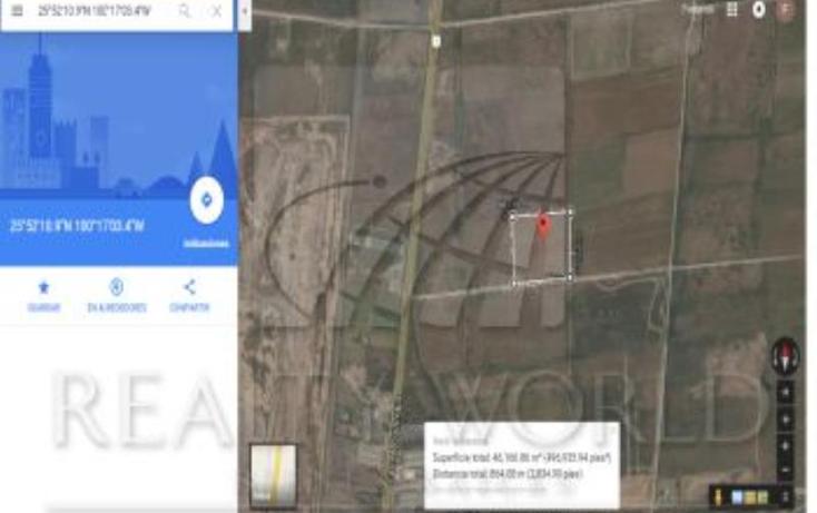 Foto de terreno habitacional en venta en  0000, san nicol?s de los garza, salinas victoria, nuevo le?n, 1686376 No. 01