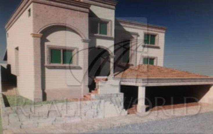 Foto de casa en venta en  0000, sierra alta 3er sector, monterrey, nuevo le?n, 1673566 No. 01