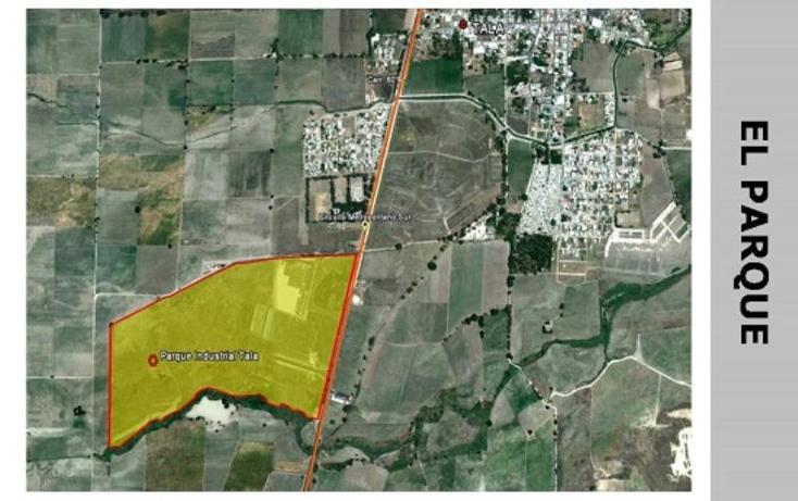 Foto de terreno industrial en venta en  0000, tala, tala, jalisco, 388843 No. 10