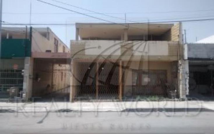 Foto de casa en venta en terminal 0000, terminal, monterrey, nuevo león, 1031179 No. 01