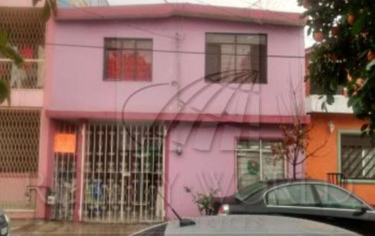 Foto de casa en venta en  0000, valle azteca (fomerrey 12), san nicolás de los garza, nuevo león, 1528700 No. 01