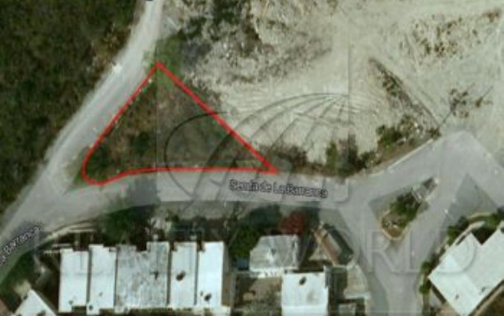 Foto de terreno habitacional en venta en  0000, villa las fuentes, monterrey, nuevo león, 903243 No. 01