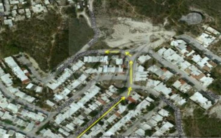 Foto de terreno habitacional en venta en  0000, villa las fuentes, monterrey, nuevo león, 903243 No. 02
