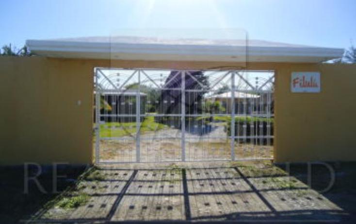 Foto de rancho en venta en  00000, los huertos, ju?rez, nuevo le?n, 1463715 No. 01