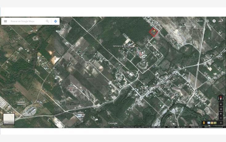 Foto de terreno habitacional en venta en  00000, paso hondo, allende, nuevo león, 1424717 No. 01