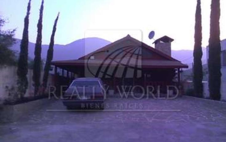 Foto de casa en venta en  000000, san pedro el álamo, santiago, nuevo león, 422838 No. 01