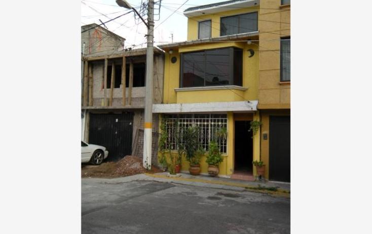 Foto de casa en venta en tenochtitlan 0001, rey nezahualcóyotl, nezahualcóyotl, méxico, 629344 No. 02