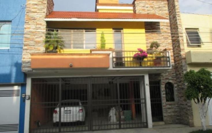Foto de casa en venta en  001, camelinas, morelia, michoacán de ocampo, 1765830 No. 01
