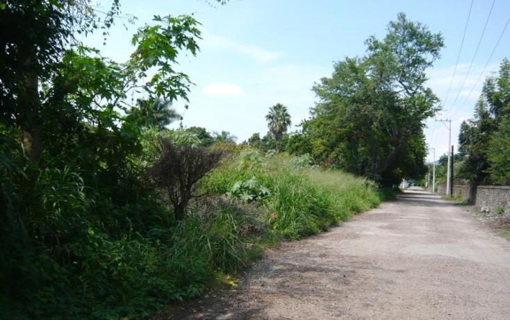 Foto de terreno habitacional en venta en  001, centro, yautepec, morelos, 607956 No. 03