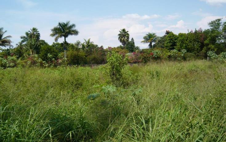Foto de terreno habitacional en venta en  001, centro, yautepec, morelos, 607956 No. 07