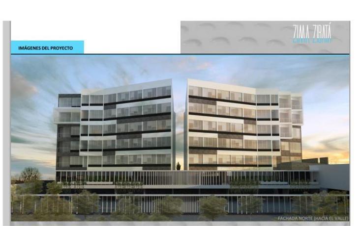 Foto de departamento en venta en  001, desarrollo habitacional zibata, el marqués, querétaro, 859901 No. 02