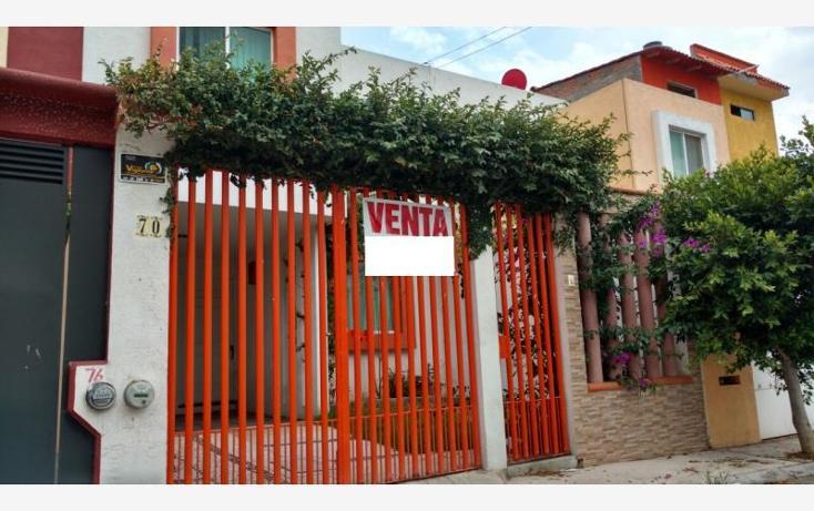 Foto de casa en venta en  001, la loma, morelia, michoacán de ocampo, 1905834 No. 01