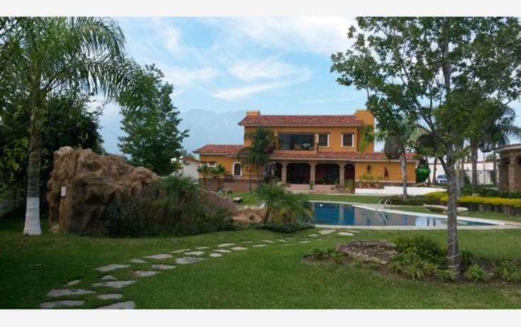 Foto de casa en venta en  001, los rodriguez, santiago, nuevo león, 625479 No. 02