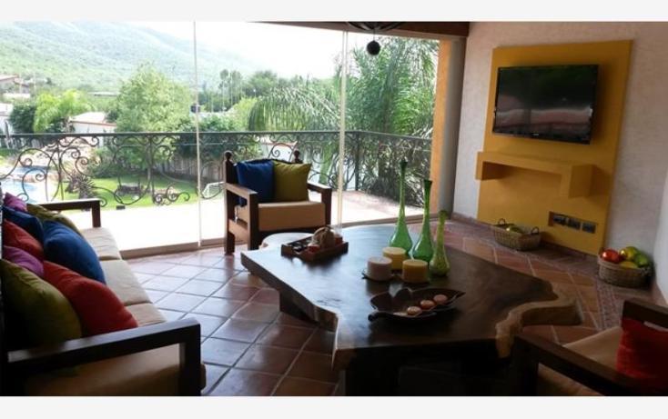 Foto de casa en venta en  001, los rodriguez, santiago, nuevo león, 625479 No. 19