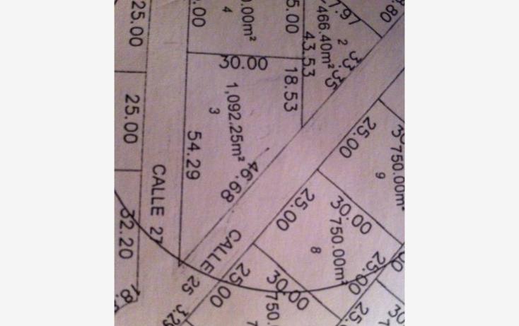 Foto de terreno habitacional en venta en  001, san antonio, león, guanajuato, 1608972 No. 05