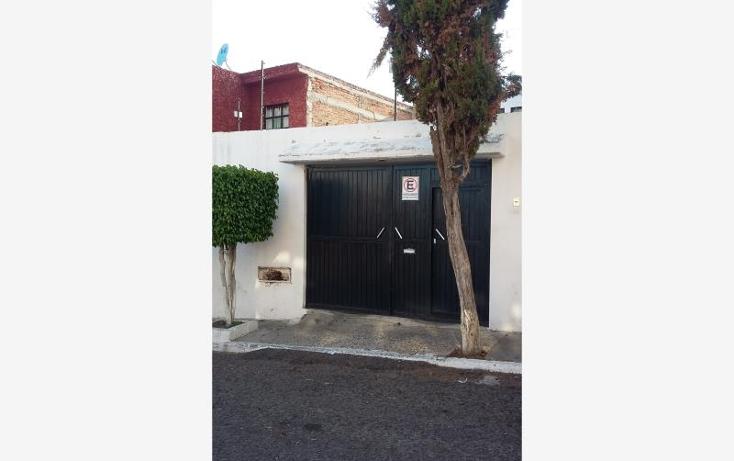 Foto de casa en venta en  001, santa catarina, querétaro, querétaro, 981057 No. 01