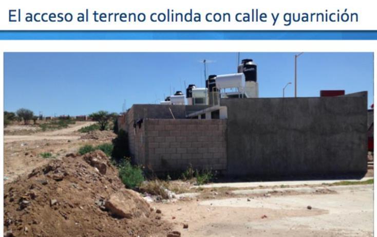 Foto de terreno habitacional en venta en  001, valle de los cactus, aguascalientes, aguascalientes, 490120 No. 02