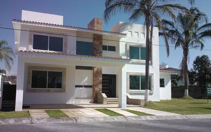 Foto de casa en venta en  003, lomas de cocoyoc, atlatlahucan, morelos, 406030 No. 01