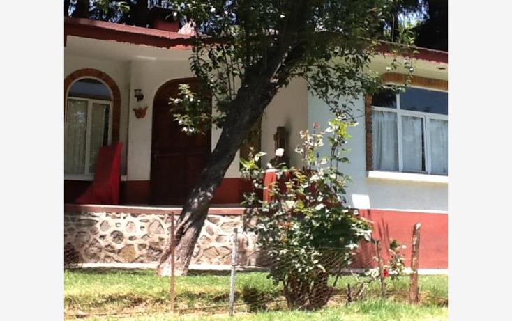 Foto de rancho en venta en  0045, cruz blanca, cuajimalpa de morelos, distrito federal, 1483759 No. 10