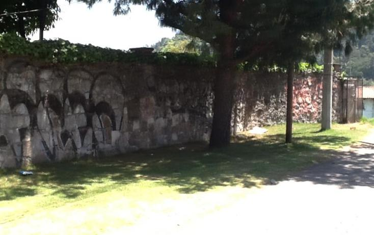 Foto de rancho en venta en  0045, cruz blanca, cuajimalpa de morelos, distrito federal, 1483759 No. 16