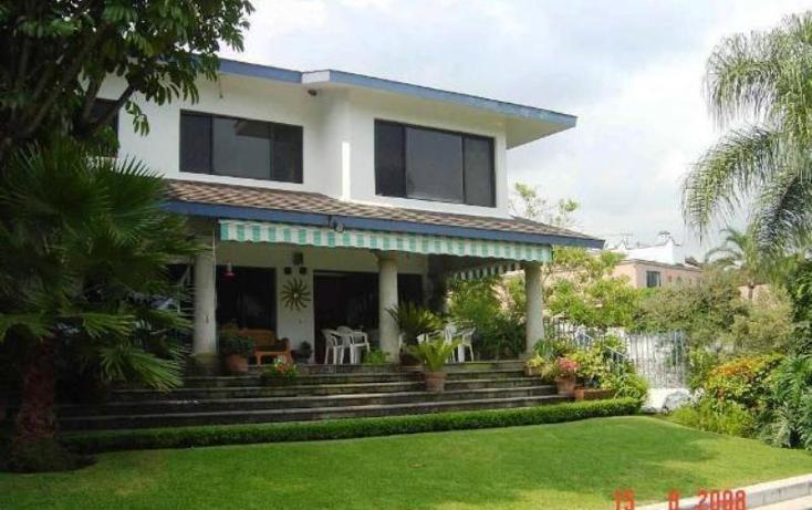 Foto de casa en venta en  006, tabachines, cuernavaca, morelos, 1780590 No. 02