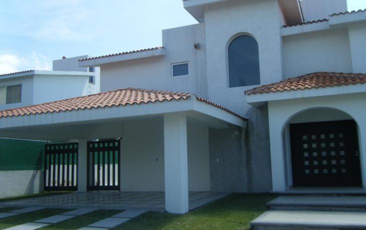 Foto de casa en venta en  009, lomas de cocoyoc, atlatlahucan, morelos, 700842 No. 02