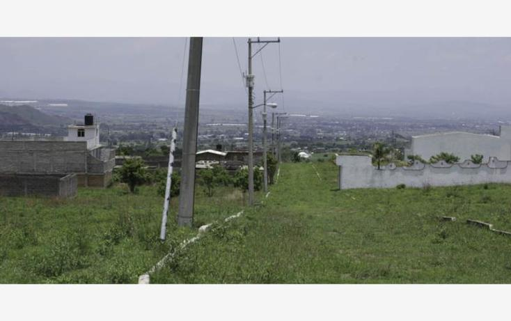 Foto de terreno habitacional en venta en  01, atlatlahucan, atlatlahucan, morelos, 373224 No. 02
