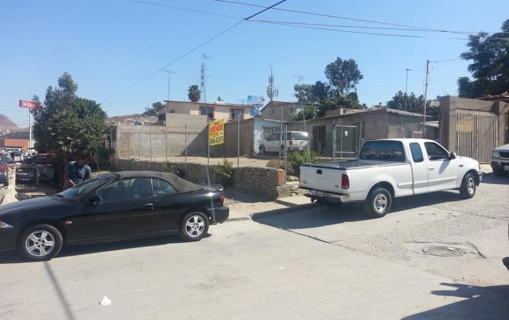 Foto de terreno habitacional en venta en  01, el florido i, tijuana, baja california, 613268 No. 01