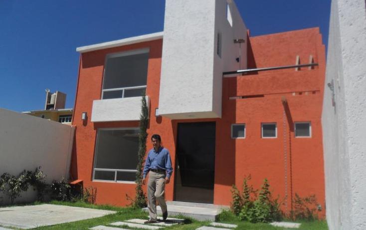 Foto de casa en venta en  01, las fuentes, toluca, m?xico, 2043424 No. 01