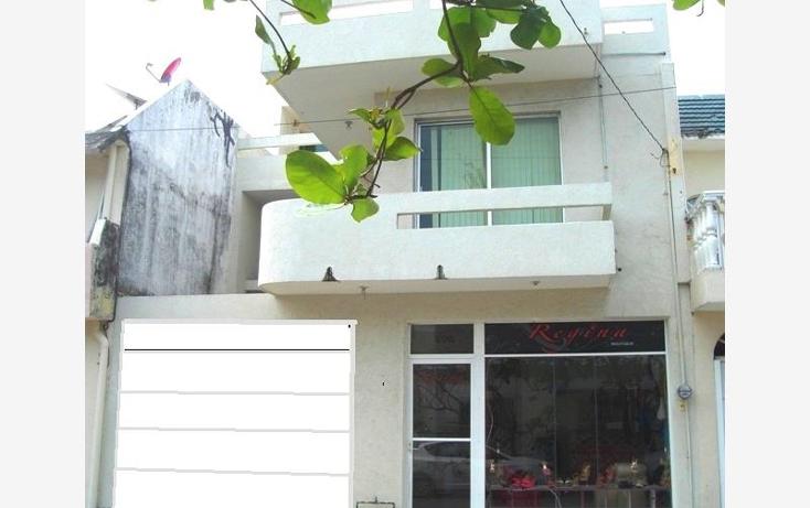 Foto de casa en renta en  01, reforma, veracruz, veracruz de ignacio de la llave, 415237 No. 01