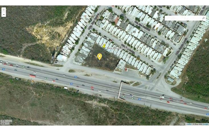 Foto de terreno comercial en venta en  010, santa lucia, juárez, nuevo león, 1390481 No. 05