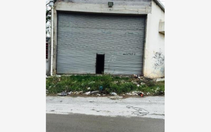 Foto de nave industrial en venta en  02, barrio mirasol i, monterrey, nuevo león, 787919 No. 01