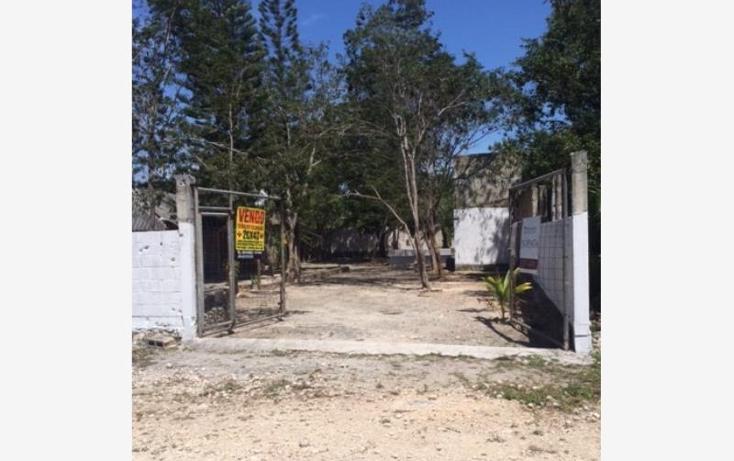 Foto de terreno habitacional en venta en  02, colegios, benito juárez, quintana roo, 1746103 No. 02