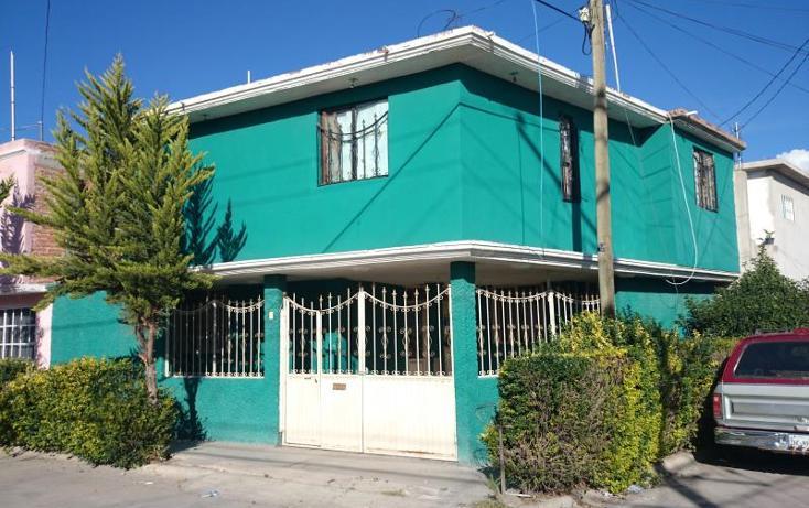 Foto de casa en venta en  02, las flores, fresnillo, zacatecas, 1221825 No. 01