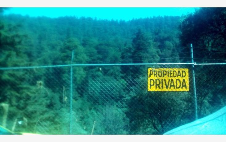 Foto de terreno habitacional en venta en  04, san pablo chimalpa, cuajimalpa de morelos, distrito federal, 1643024 No. 01
