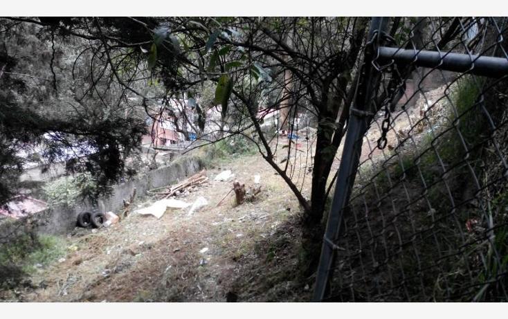 Foto de terreno habitacional en venta en  04, san pablo chimalpa, cuajimalpa de morelos, distrito federal, 1643024 No. 08