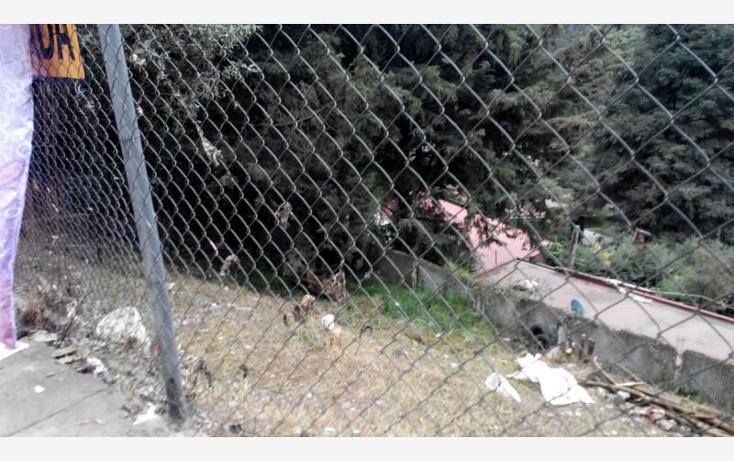 Foto de terreno habitacional en venta en  04, san pablo chimalpa, cuajimalpa de morelos, distrito federal, 1643024 No. 11