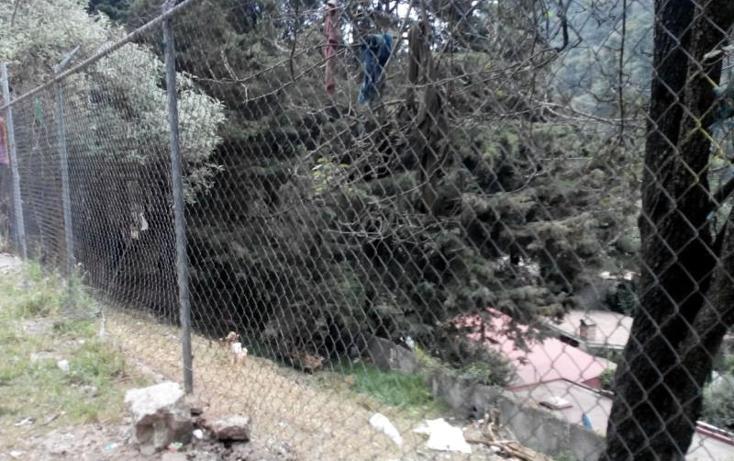 Foto de terreno habitacional en venta en  04, san pablo chimalpa, cuajimalpa de morelos, distrito federal, 1643024 No. 16