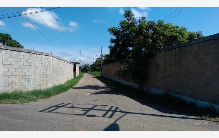 Foto de nave industrial en renta en calle pablo romero olive villahermosa-teapa 04444444444, la majahua, centro, tabasco, 1483023 No. 04